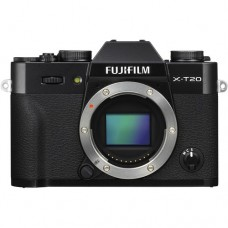 Fujifilm X-T20 BLACK (BODY) [ONLINE PRICE] [FREE SANDISK ULTRA 16GB and EXTRA BATTERY]