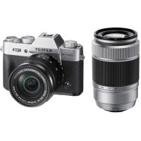 FUJIFILM X-T20 WITH 16-50MM AND 50-230MM SILVER (KIT)