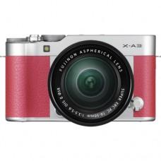Fujifilm X-A3 w/ 16-50mm (Pink KIT) [ONLINE PRICE] [FREE SANDISK ULTRA 16GB]