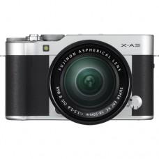 Fujifilm X-A3 w/16-50mm (Silver KIT) [ONLINE PRICE] [FREE SANDISK ULTRA 16GB]