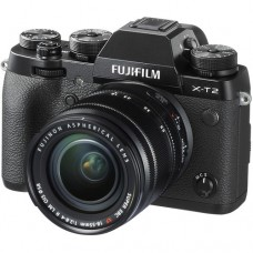 Fujifilm X-T2 with Fujinon XC 18-55mm (Black KIT) [ONLINE PRICE] [FREE SANDISK ULTRA 16GB] - [Out of Stock]