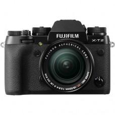 FUJIFILM X-T2 WITH XC 18-55MM (BLACK KIT)