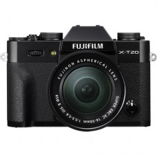 Fujifilm X-T20 w/ 16-50mm (Black KIT) [ONLINE PRICE] [FREE SANDISK ULTRA 16GB and EXTRA BATTERY]