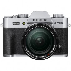 Fujifilm X-T20 with 18-55mm SILVER (KIT) [ONLINE PRICE] [FREE SANDISK ULTRA 16GB]