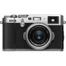 Fujifilm X100F SILVER [ONLINE PRICE] [FREE SANDISK ULTRA 16GB]