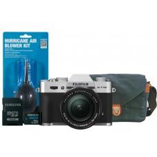Fujifilm X-T10 w/ Fujinon XC 18-55mm (Silver KIT) [CASH PRICE] [with FREE MEM CARD, HURRICANE BLOWER & CAM BAG]