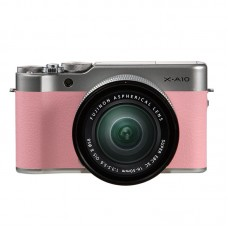 Fujifilm X-A10 with 16-50mm - Pink (KIT) [ONLINE PRICE] [FREE SANDISK ULTRA 16GB]