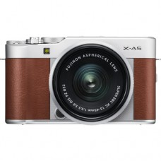 FUJIFILM X-A5 WITH 15-45MM LENS (BROWN KIT) [ONLINE PRICE]
