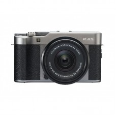 FUJIFILM X-A5 WITH 15-45MM LENS (DARK SILVER)[ONLINE PRICE]