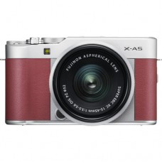FUJIFILM X-A5 WITH 15-45MM LENS (PINK KIT) [ONLINE PRICE]