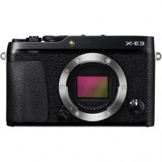 Fujifilm X-E3 Mirrorless Digital Camera Black (Body) [ONLINE PRICE] [FREE SANDISK ULTRA 16GB]