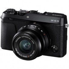 Fujifilm X-E3 Mirrorless Digital Camera with 23mm f/2 Lens (Black) [ONLINE PRICE] [FREE SANDISK ULTRA 16GB]