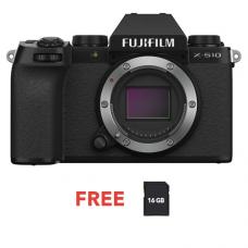 FUJIFILM DIGITAL CAMERA X-S10 BODY (BLACK)