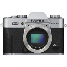 Fujifilm X-T20 (BODY) SILVER [ONLINE PRICE] [FREE SANDISK ULTRA 16GB and EXTRA BATTERY]