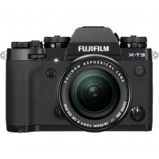 FUJIFILM X-T3 BLACK W/ 18-55MM KIT