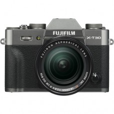 FUJIFILM X-T30 with 18-55mm KIT LENS CHARCOAL