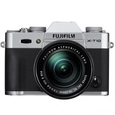 Fujifilm X-T10 w/ Fujinon XC 16-50mm (Silver KIT) [ONLINE PRICE] [Out of Stock]