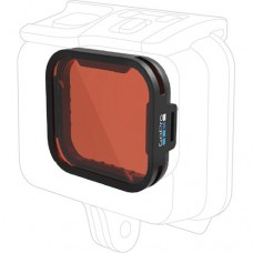 GoPro Blue Water Dive Filter for Super Suit Hero 5 Black (Red)