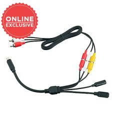 GoPro Combo Cable for Hero 3/3+/4