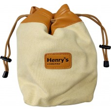 HENRY'S CAMERA POUCH - BEIGE