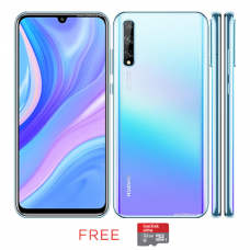 HUAWEI Y8P - BREATHING CRYSTAL