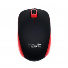 Havit MS626GT Bluetooth Mouse (Black + Red)