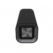 HAVIT M16 DECORATIVE BLUETOOTH SPEAKERS WITH WOVEN FABRIC MESH SURFACE & 10W OUTPUT (BLACK)