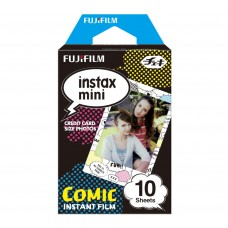 FUJIFILM INSTAX MINI COMICS [EXPIRED]