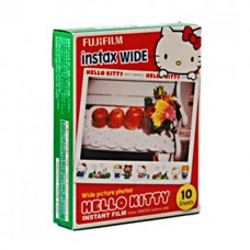 Fujifilm Instax Wide Hello Kitty Film Glossy 10's - EXPIRED [CLEARANCE SALE]