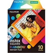 FUJIFILM INSTAX SQUARE FILM RAINBOW