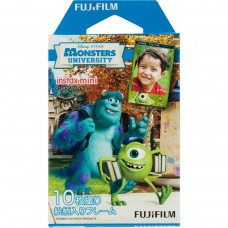 FUJIFILM INSTAX COLORFILM MINI MONSTER UNIVERSITY [EXPIRED]