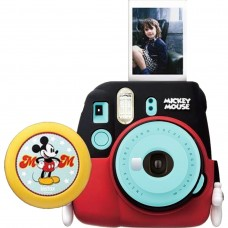 FUJIFILM INSTAX MINI 9 MICKEY MOUSE PACKAGE ICE BLUE