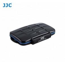 JJC MEMORY CARD CASE (2x CF, 4x SD, 4x MSD)