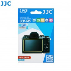 JJC GLASS SCREEN PROTECTOR FOR  CANON EOS M5