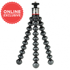 JOBY GORILLAPOD 500 COMPACT TRIPOD FOR SUB-COMPACT CAMERAS, POINT & SHOOT, AND 360 CAMS