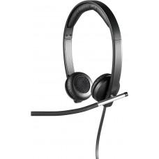 LOGITECH H650E WIRED USB HEADSET