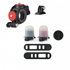 Joby Action Bike Mount & Light Pack (Black)