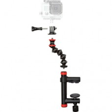Joby Action Clamp & GorillaPod Arm (Black/Red)