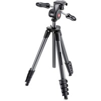 Manfrotto Compact Tripod Advanced with 3-Way Head
