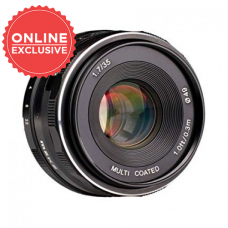 MEIKE 35MM APS-C F1.7 SONY E-MOUNT