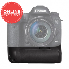 MEIKE BATTERY GRIP WITH REMOTE FOR CANON 7D II