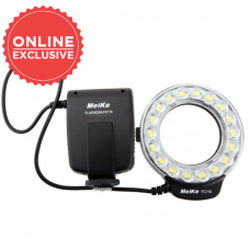 MEIKE FC110 LED MACRO RING FLASH