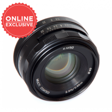 MEIKE MK-50MM APS-C F/2.0 SONY E-MOUNT