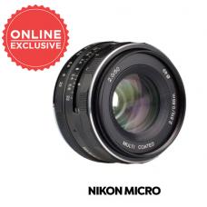 MEIKE MK-50MM F2.0 NIKON MICRO