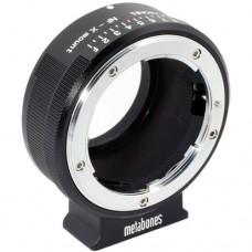Metabones Nikon G to Fuji X Mount