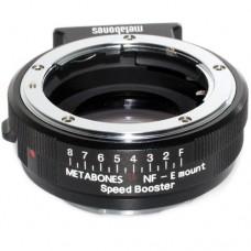Metabones Nikon G to Sony Nex E-Mount Speed Booster (Black Matte)