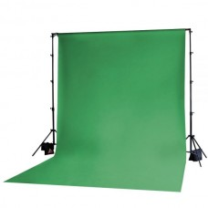 MUSLIN Background Cloth 10x20 - Green