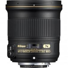 NIKON AF-S 24MM F1.8G ED THDH (DEMO UNIT)