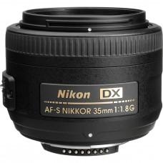 NIKON AF-S 35MM F1.8G DEMO UNIT