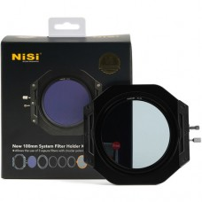 NISI 100MM SYSTEM FILTER HOLDER KIT-V6 WITH NC CPL